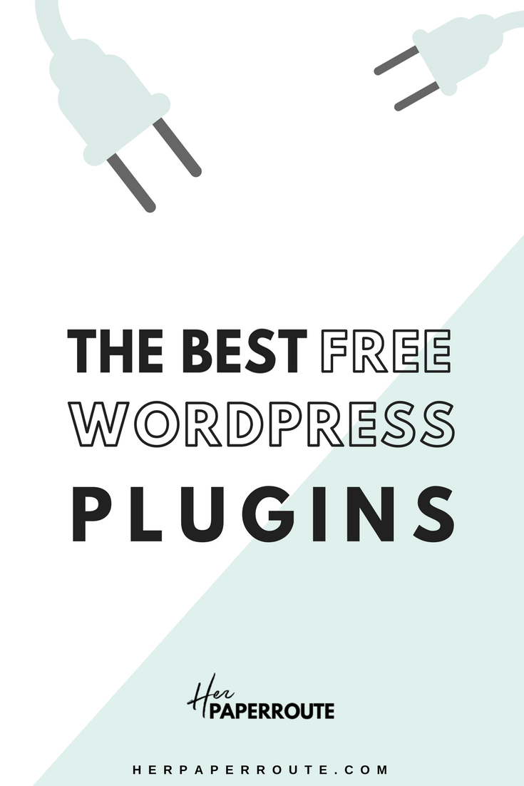 Best Free WordPress Plugins For Your Blog