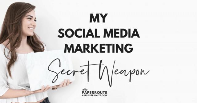 SmarterQueue Is My Social Media Marketing Secret Weapon