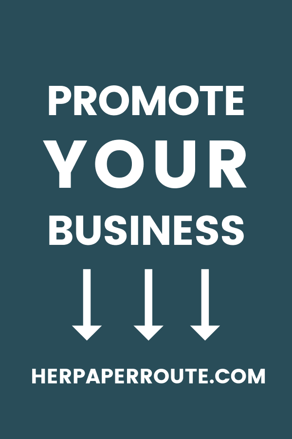 promote your business, get more sales, how to reach more customers, sponsored blog post, advertise products, advertise my business #advertising on blogs, high DA #marketing #businessmarketing HerPaperRoute.com