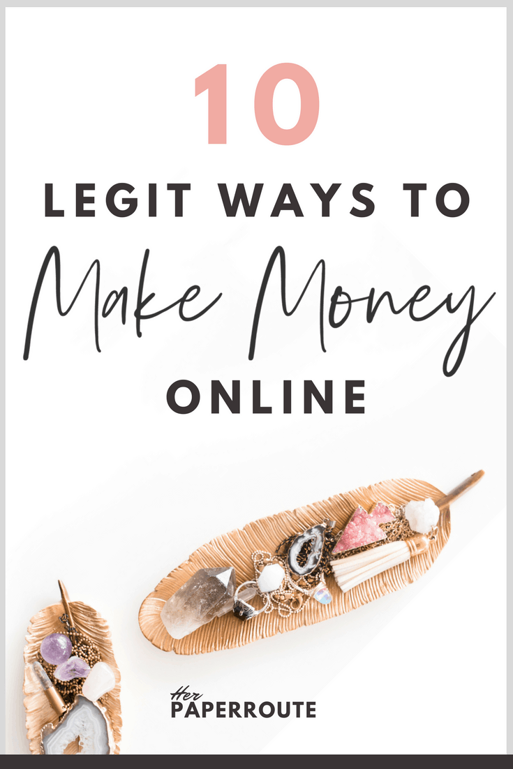 Make Easy Money Online – Is It Possible? Legit?