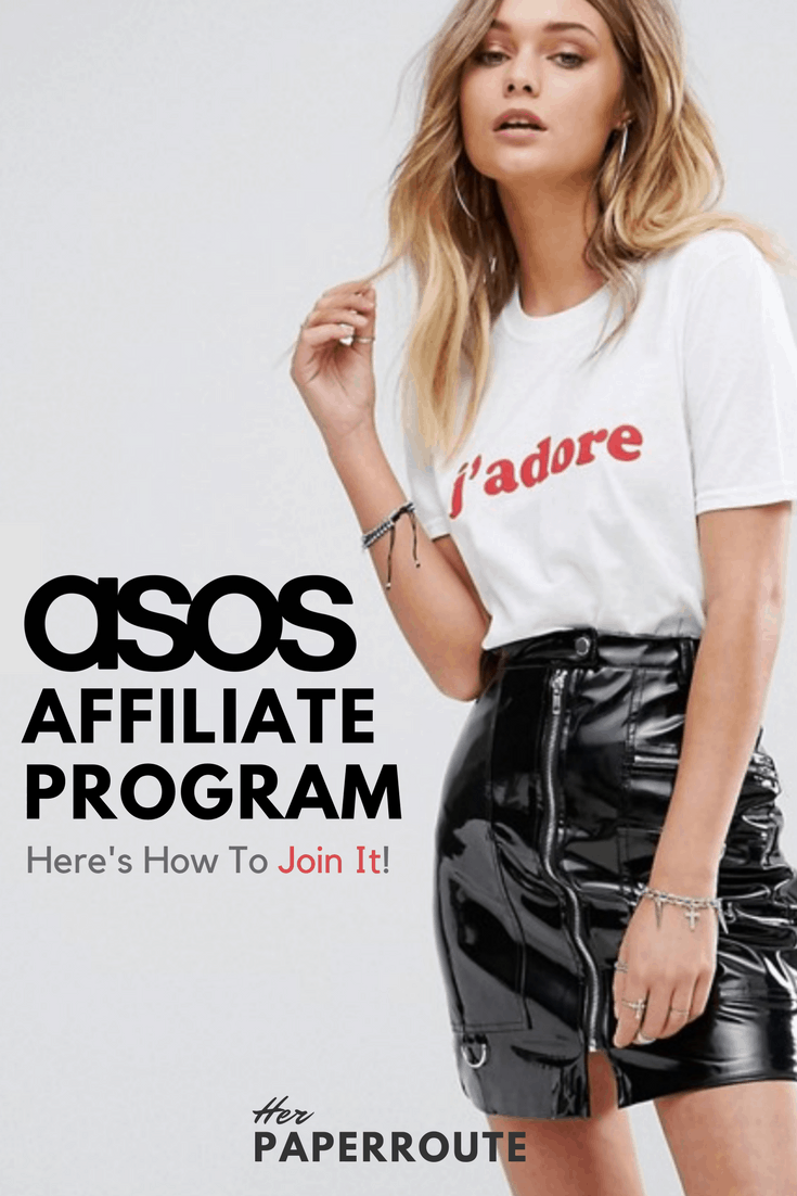 How To Join The ASOS Affiliate Program