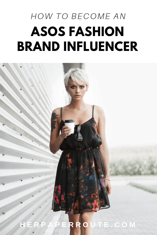 How to join the ASOS affiliate program how to make money as a fashion influencer how to become an influencer make money blogging about fashion fashion affiliate programs ASOS Affiliate Program - Make Money Blogging Influencer Marketing - Nasty Gal Affiliate Program Become A Nasty Gal Affiliate-Make Money Blogging | HerPaperRoute.com