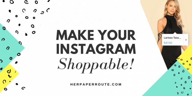 Shoppable Instagram Feed: How To Add Links To IG Photos