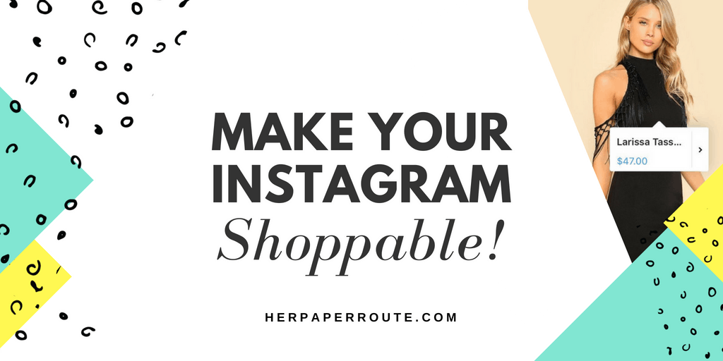 how to make your Instagram shoppable, instagram links, shop Instagram, ecommerce e-comerce (1)