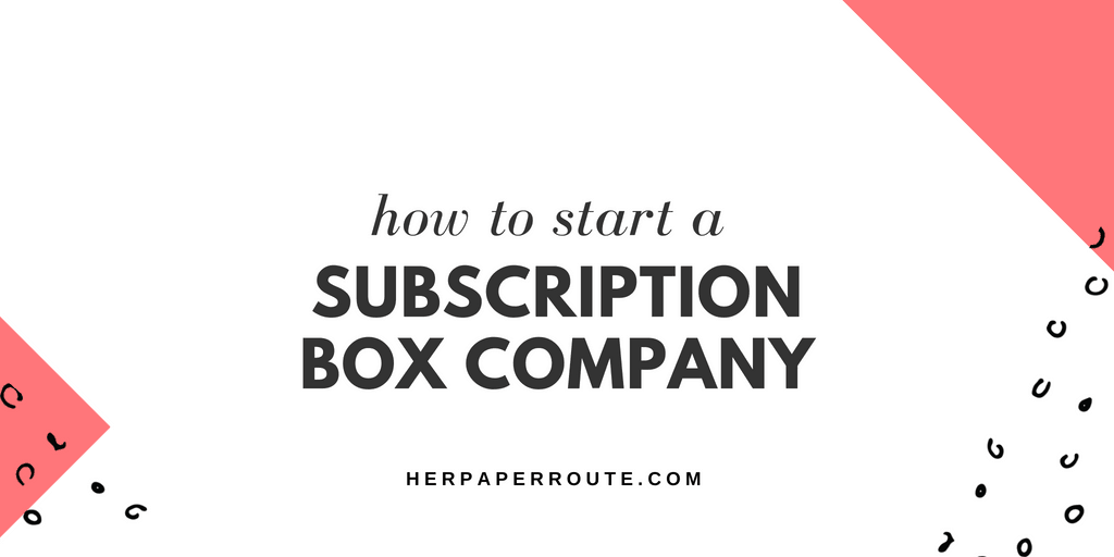how to start a subscription box, monthly subscription boxes, ecommerce e-comerce shopify course shopify training