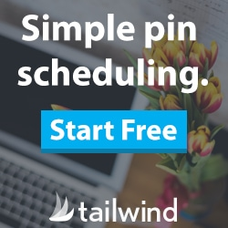 tailwind what is a blog pinterest scheduling