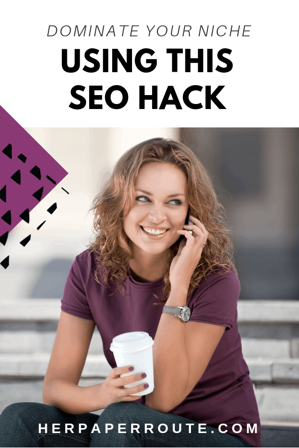 Foreign language seo hack, seo tips, blogging tips blogging advice google rank herpaperroute dominate a foreign market blogging herpaperroute.com
