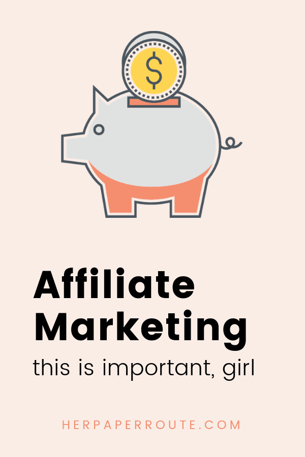 How to start making money with affiliate marketing How to build profitable affiliate marketing websites high paying affiliate programs make money blogging Ultimate guide to affiliate marketing for beginenrs blog blogging course free blogging courses learn affiliate marketing herpaperroute affiliate marketing courses herpaperroute.com