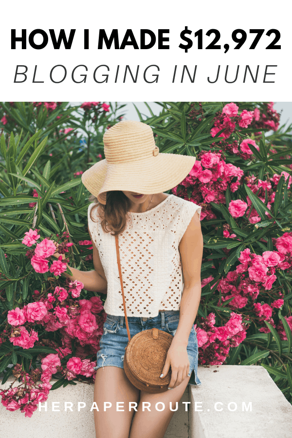 Making Money From A Blog – June Blog Income Report $12,972