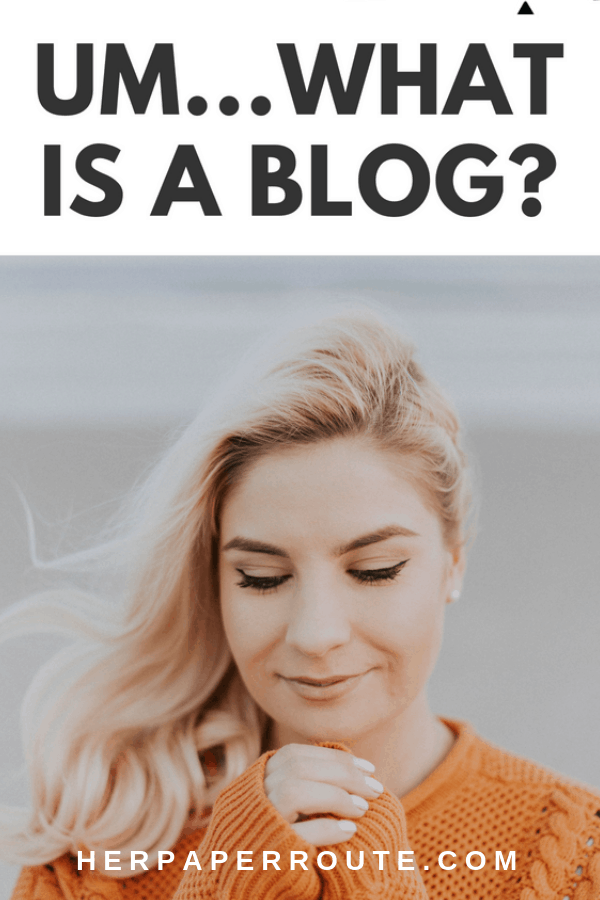 what is a blog what is blogging how do bloggers get paid Learn Affiliate Marketing, high paying affiliate programs, Making money from a blog, blogger salary, how much money can you make blogging? herpaperroute.com