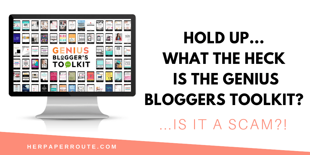 Genius bloggers toolkit bonus bundle 2018 reveal ultimate bundles toolkit bloggers is genius bloggers toolkit a scam? herpaperroute.com