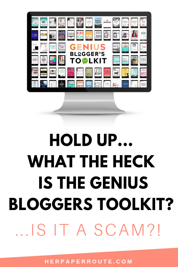 Genius Bloggers Toolkit Bundle Disappears In A Few Hours!