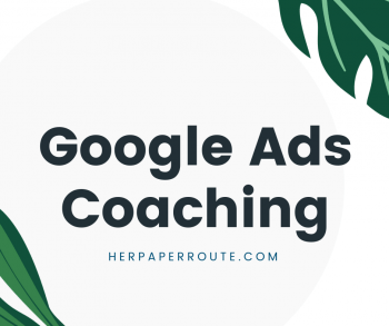 Google ads coaching google ads training google ads mentor learn google ad keyword research herpaperroute.com